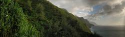 Storm along Kalalou Trail, Kaua'i