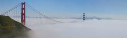 small Golden Gate Fog
