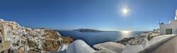 Afternoon on Santorini