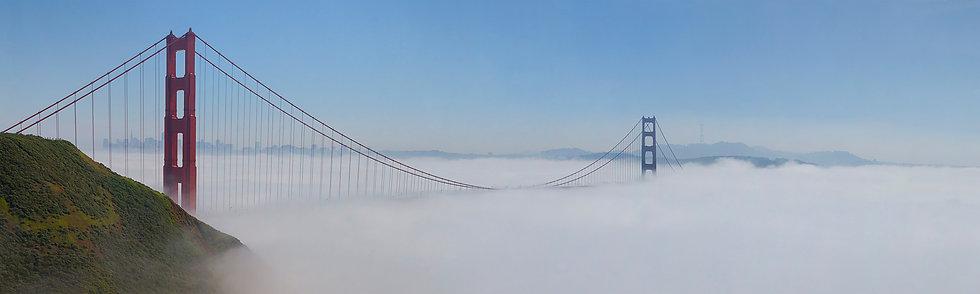Golden Gate Fog #2