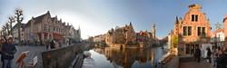 Brugge Dueling Artists
