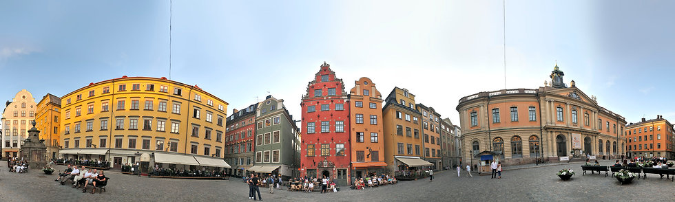 Storotget, Stockholm