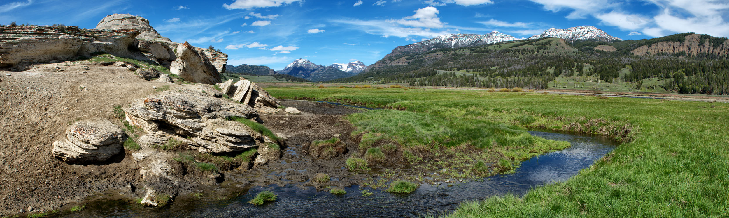 Soda Butte, Yellowstone