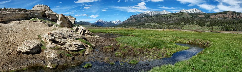 Soda Butte, Yellowstone NP