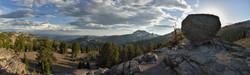View from Bumpass Trailhead