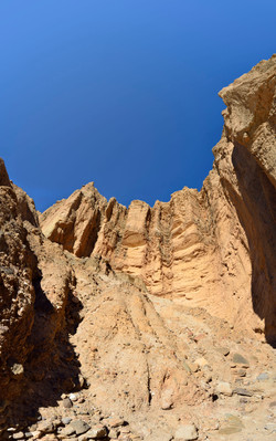 Cathedral Rock, Death Valley NP
