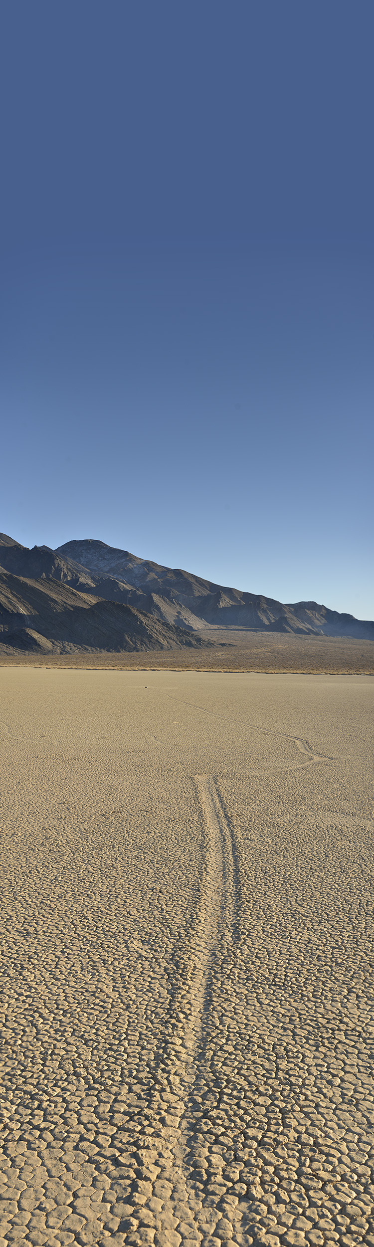 Sailing Stones, Death Valley NP