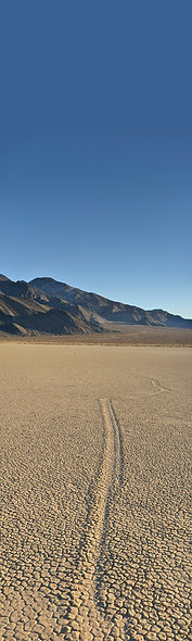 Sailing Stones, Dath Valley NP