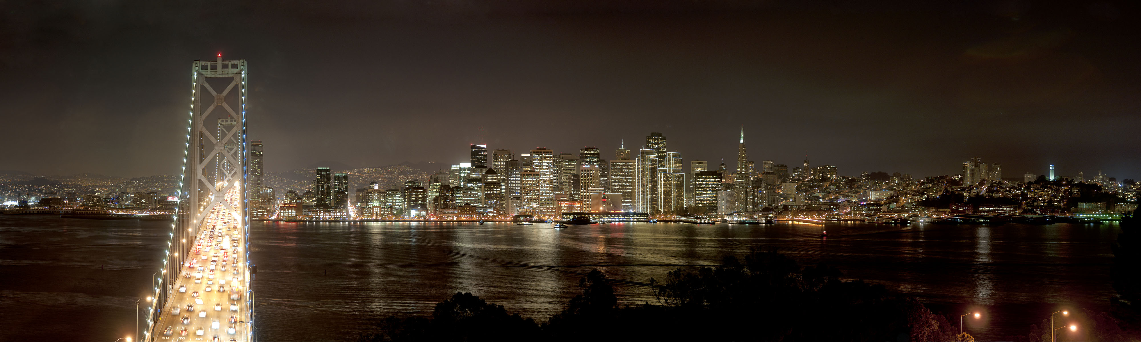 San Francisco from Treasure Island#2