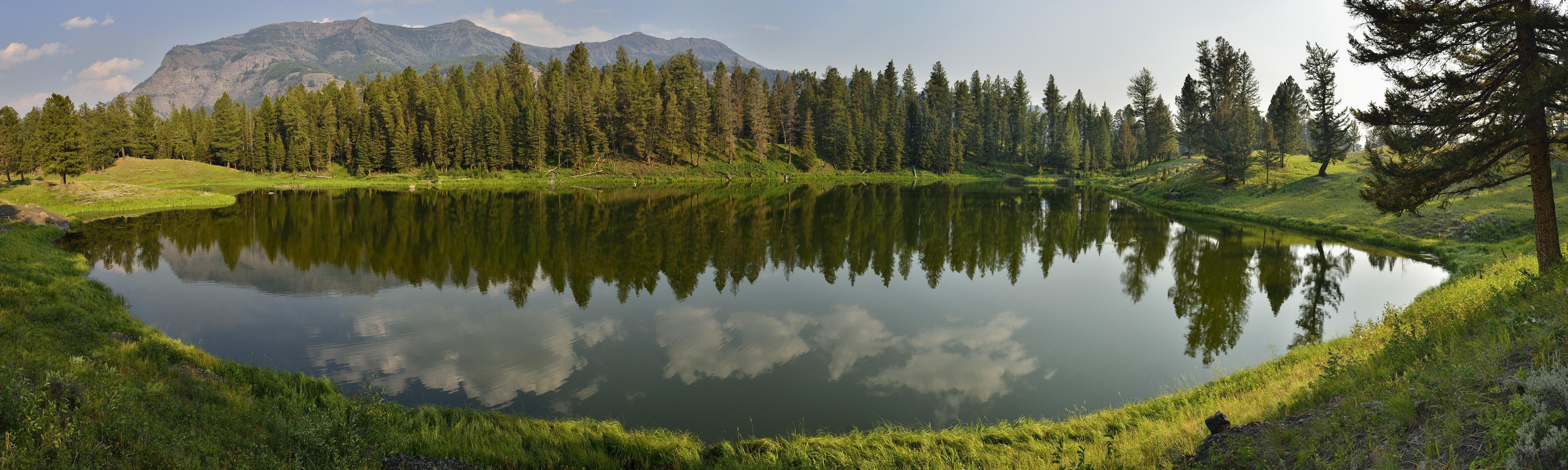 Buck Lake, Yellowstone NP