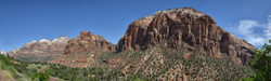 East Temple in Zion NP