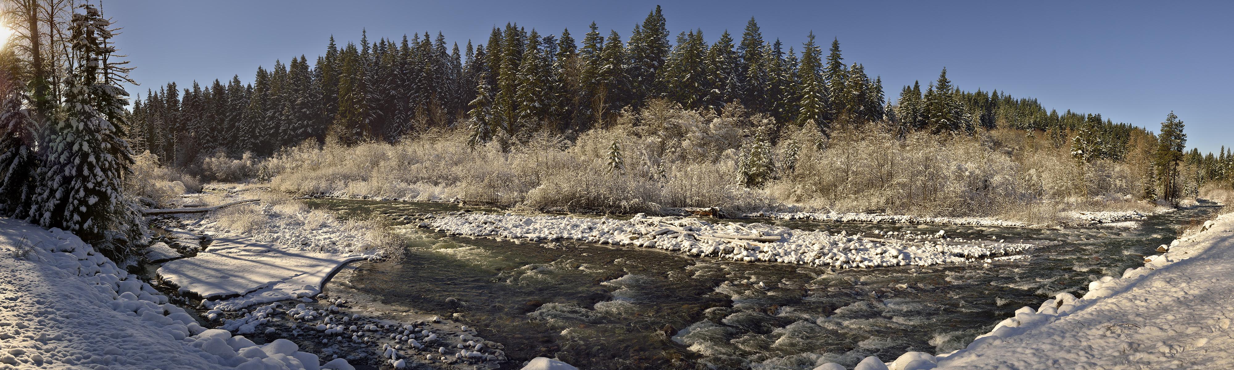 Mt Hood Stream