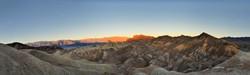 Zabriskie Point at Dawn