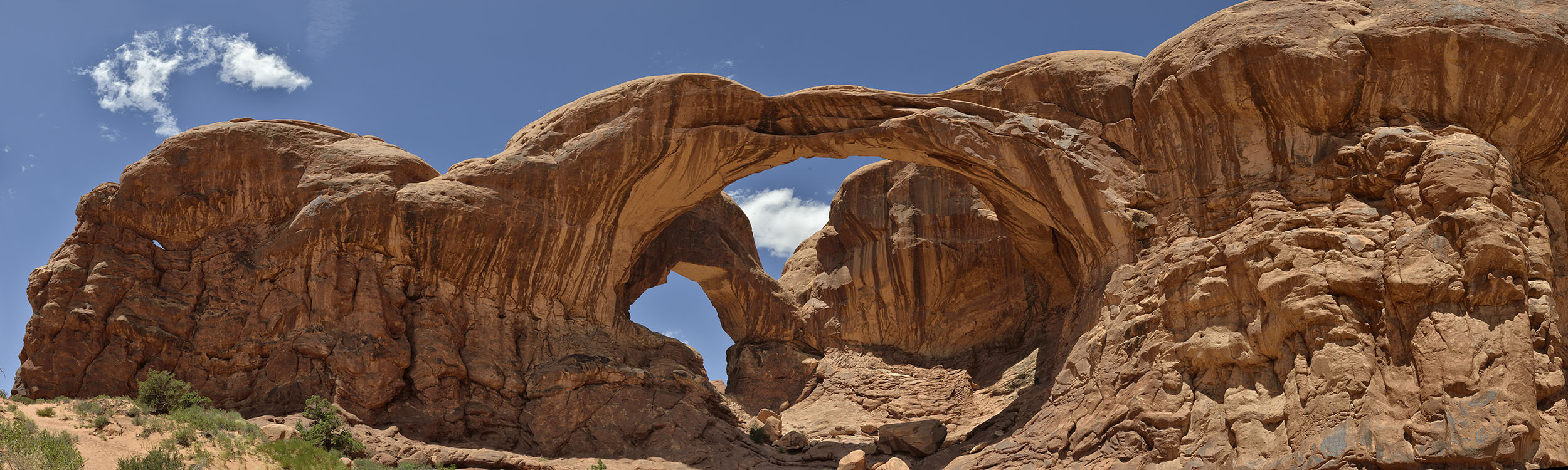 Double Arch, Arches NP