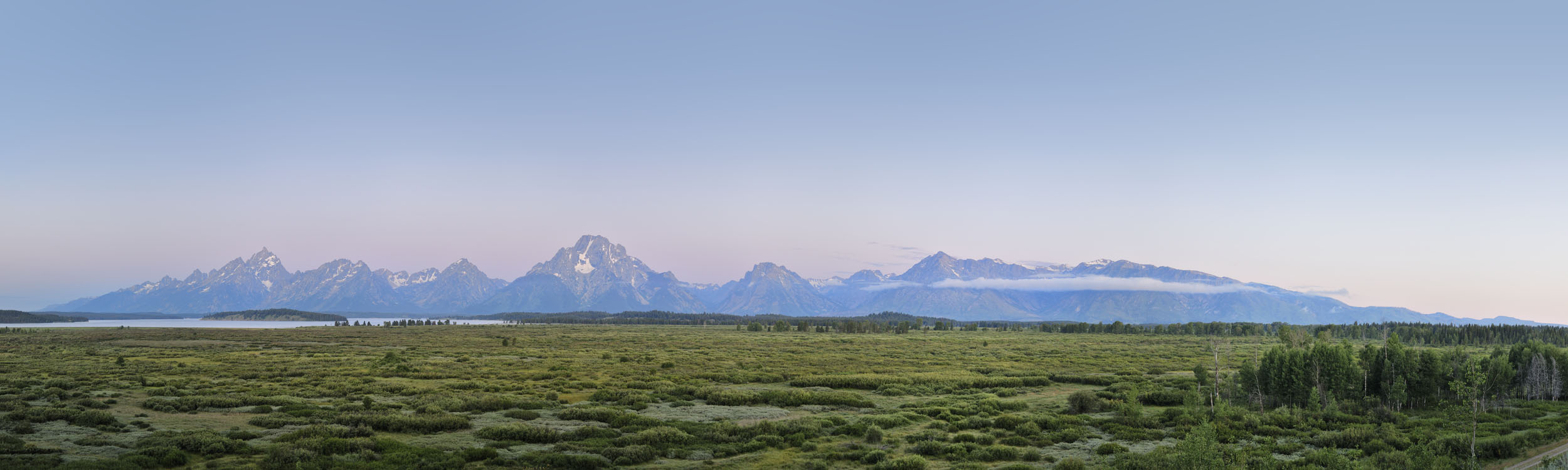 The View from Teton Lodge