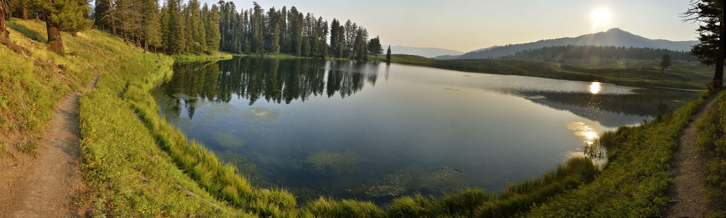 Trout Lake, Yellowstone NP