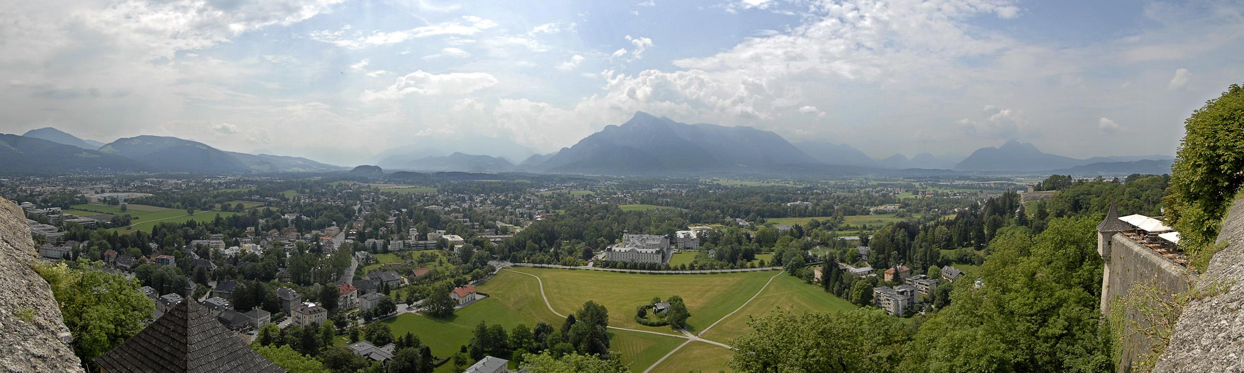 Salzburg View