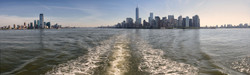 View From Staten Island Ferry