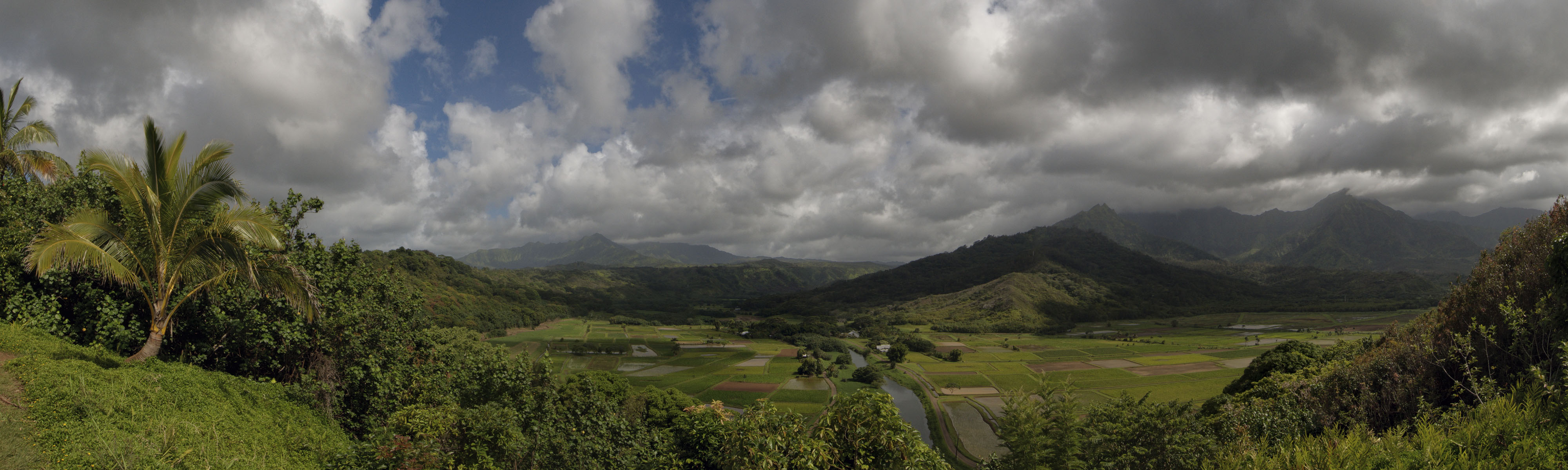 Hanalei Valley, Kaua'i HI