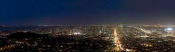 Twin Peaks Night View