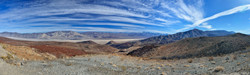 Panamint Mountains Overlook