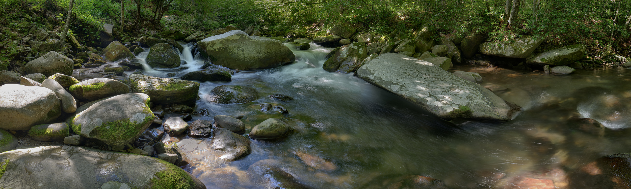 Oconaluftee River, Great Smoky Mountain NP