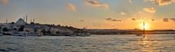 View from Galata Bridge, Istanbul