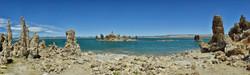 Tufa Island in Mono Lake