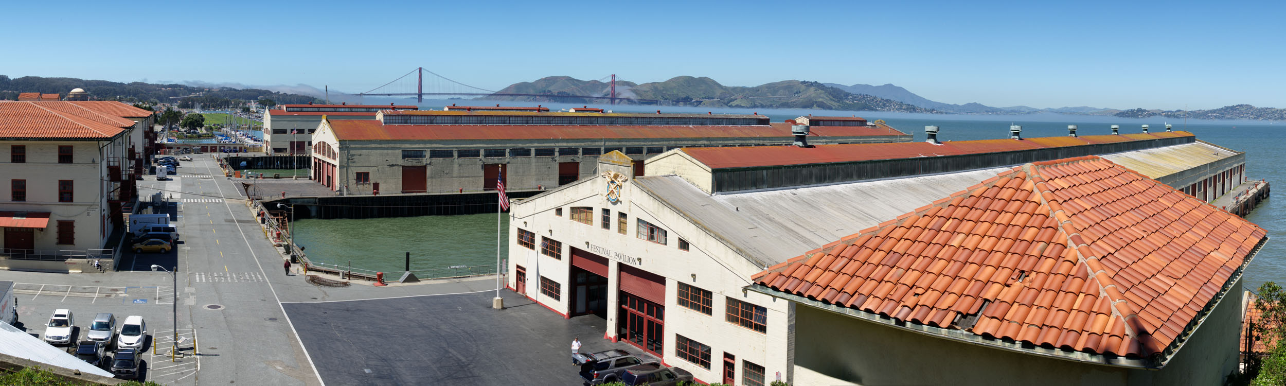 Fort Mason Center, CA
