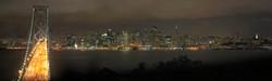 San Francisco Stormy Night