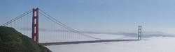Fog in the Bay, CA