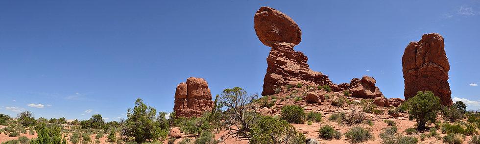 Balanced Rock Area, Arches NP
