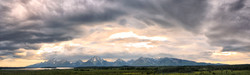 Storm over Tetons, Grand Teton NP