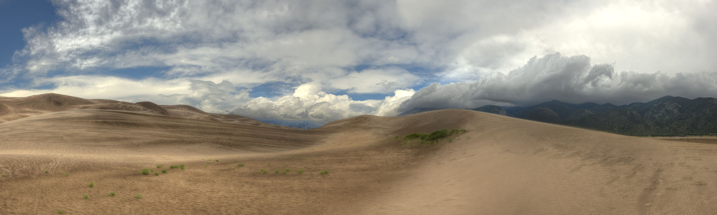 Storm Approaching Great Sand Dunes