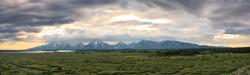 Storm over Tetons, Teton NP
