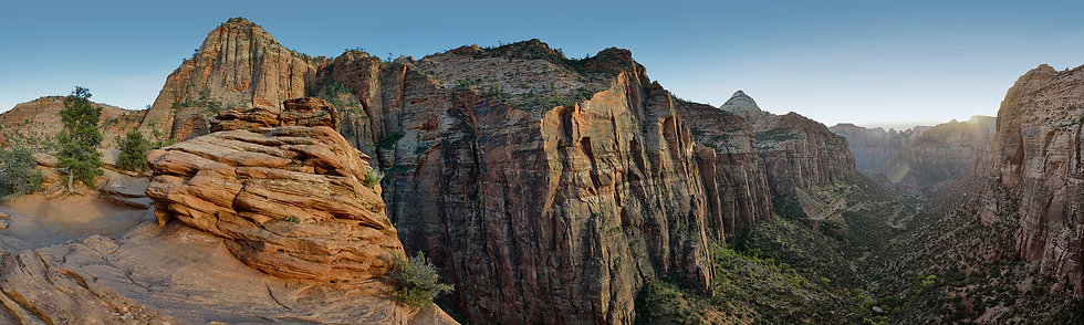Zion Canyon Overlook, Zion NP