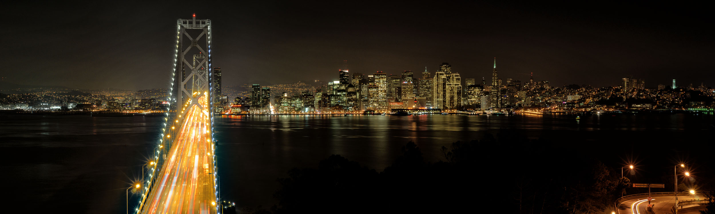 San Franciso from Treasure Island