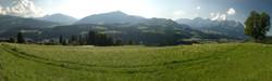The Alps near Salzburg