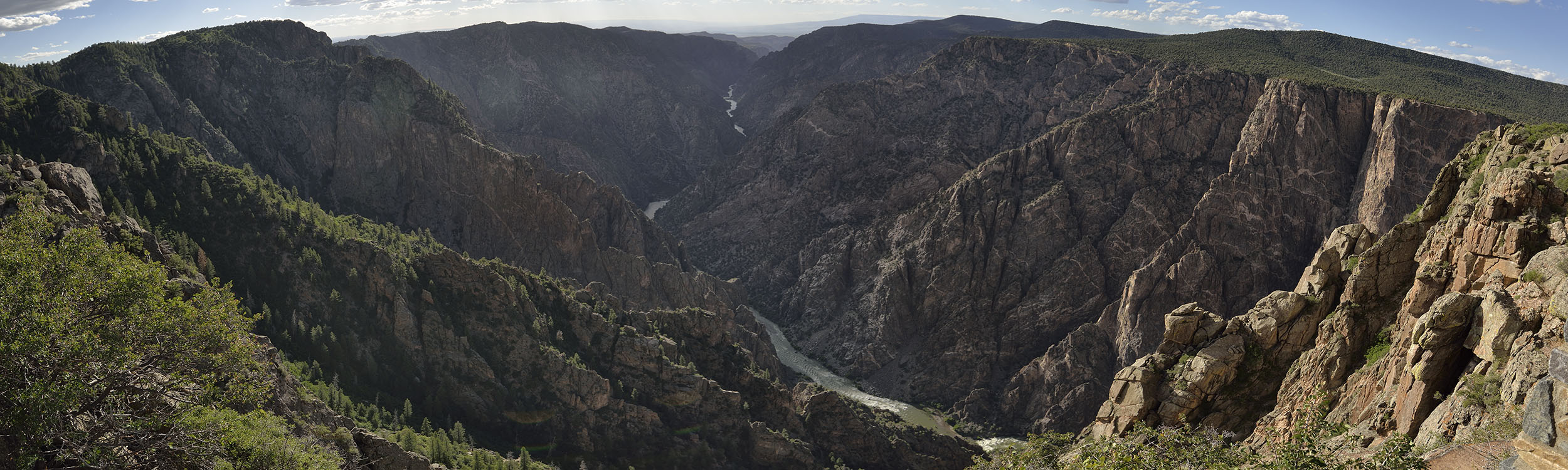 Sunset View, Black Canyon of the Gunnison NP