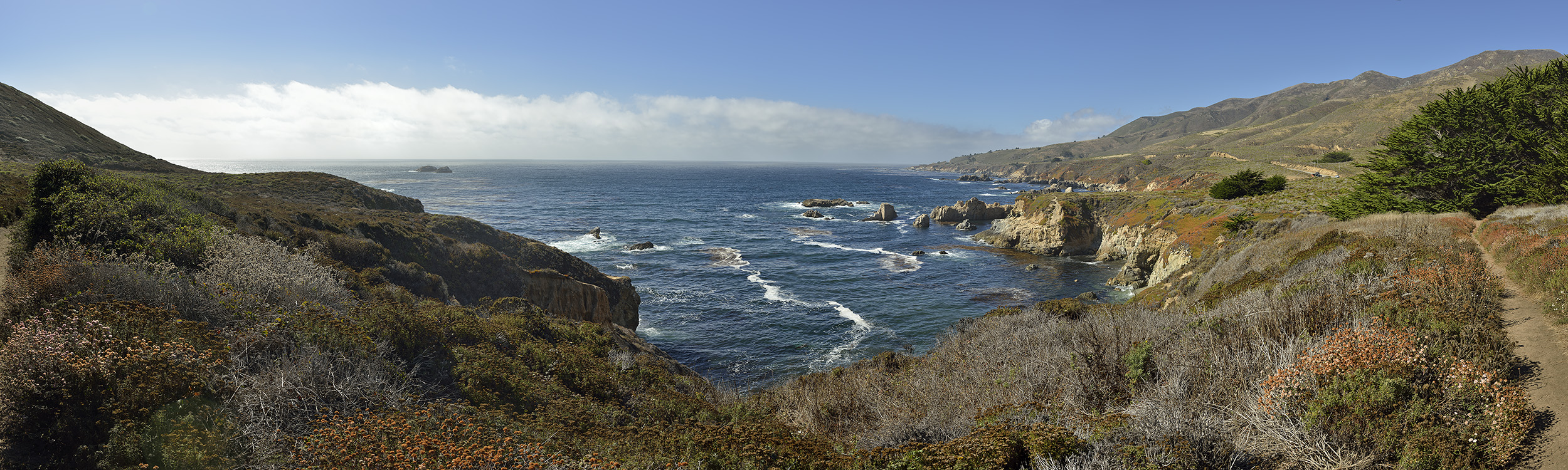 Granite PointTrail near Point Lobos