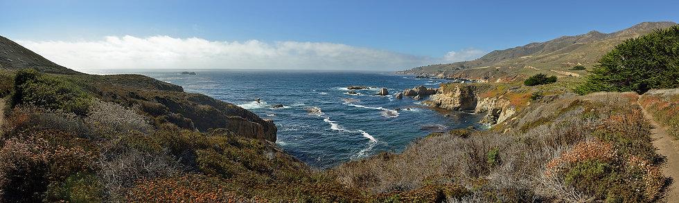 Granite Point Trail near Point Lobos