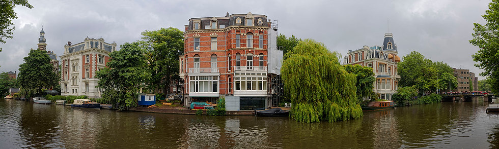 Canal in Amersterdam