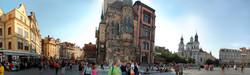 Prague Old Town Square, Left