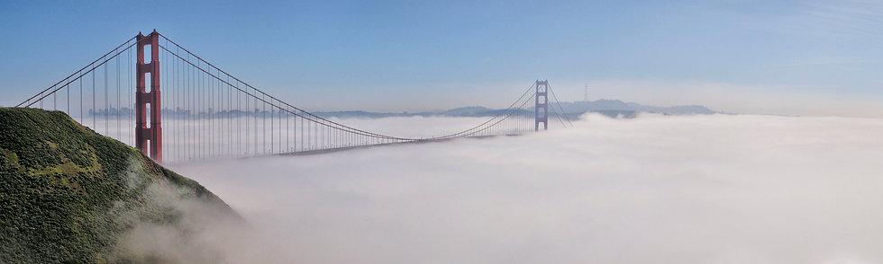Golden Gate Fog #1