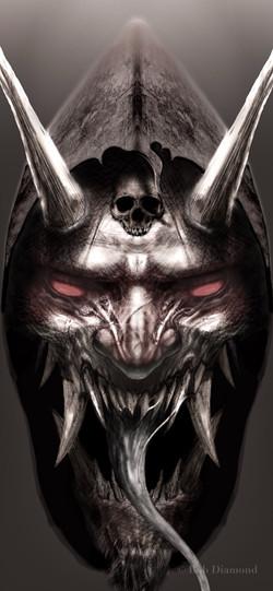 Demon, Prints for sale