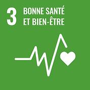 SYSANA Genève, SDG3, ODD3, Bonne santé et bien-être