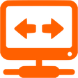 Computer Monitor Icon