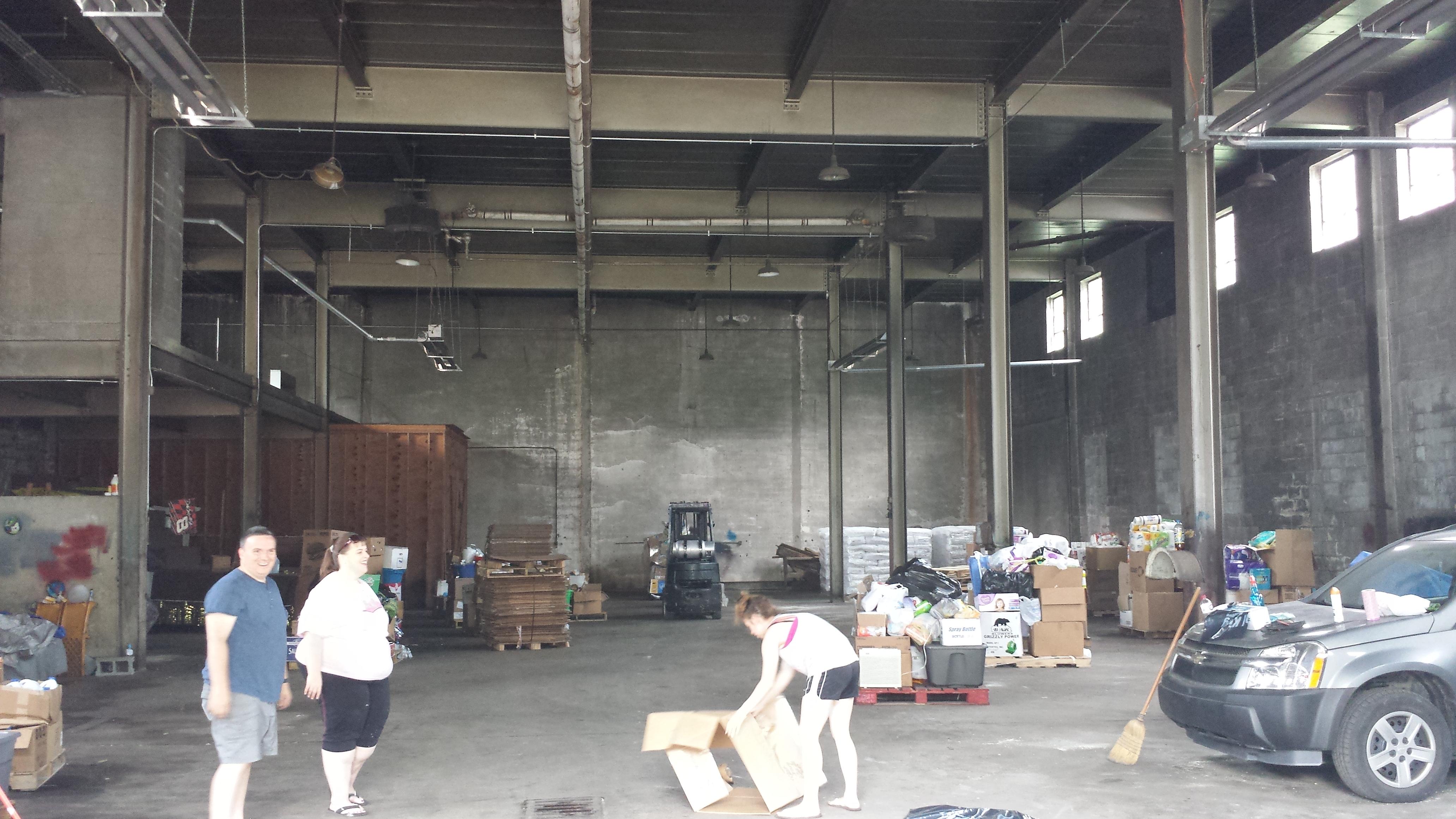 Distribution site