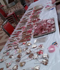 Sweets for Syria