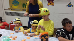 Minions at work